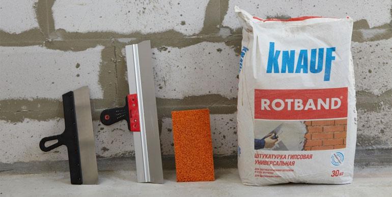 Сколько мешка огнеупорной смеси хватает на штукатурку в 3 мм