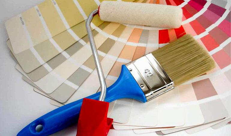 Чем красить силикатный кирпич