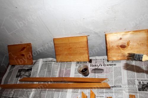 Столярная мастерская фото своими руками