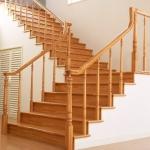 Лестницы на второй этаж в частном доме своими руками